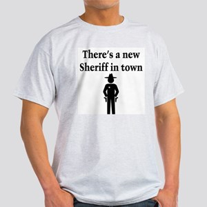 SHERIFF Light T-Shirt