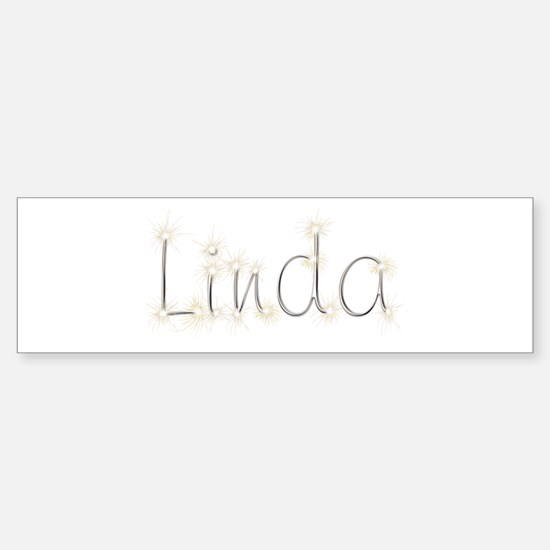 Linda Spark Bumper Bumper Bumper Sticker