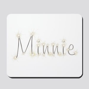 Minnie Spark Mousepad