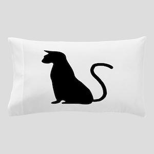 Cat Silhouette Pillow Case