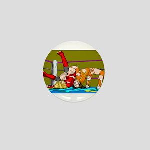 Joshi Puroresu Back Suplex Mini Button
