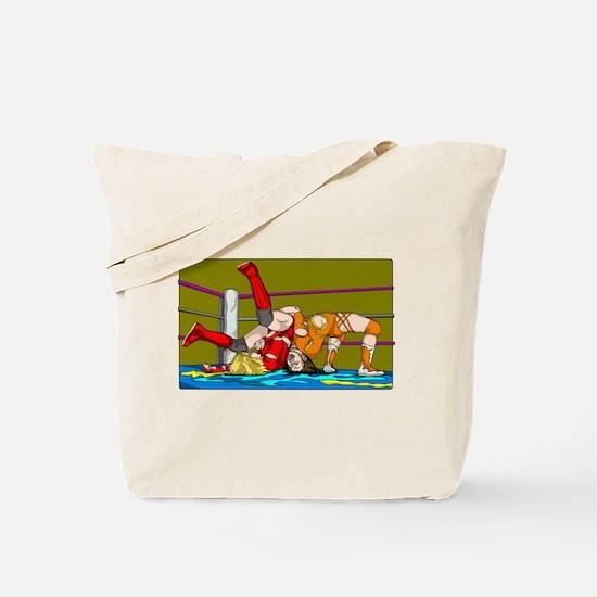 Joshi Puroresu Back Suplex Tote Bag