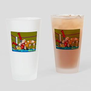 Joshi Puroresu Back Suplex Drinking Glass