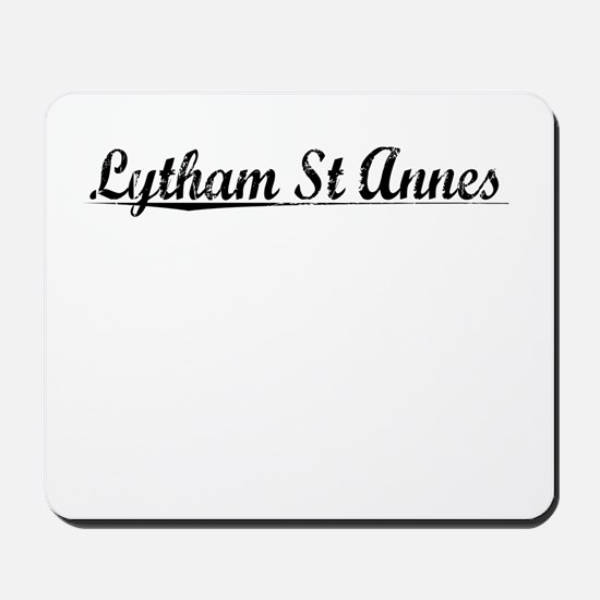 Lytham St Annes, Aged, Mousepad