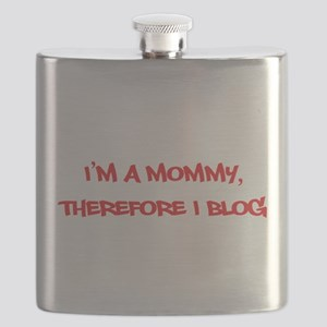 Im a Mommy, Therefore I blog - Mommy Blog Red Flas
