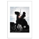 Buffalo Soldier Large Poster
