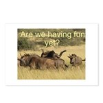 Oh dear, oh deer. Postcards (Package of 8)