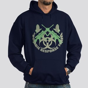 Zombie Response Team g Hoodie (dark)