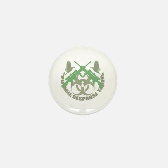 Zombie Response Team g Mini Button