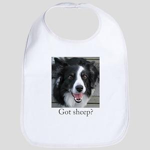 """""""Got Sheep?"""" - Bib"""