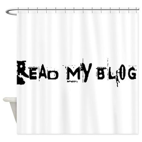 Read My Blog Splatter Black Daddy Blog Mommy Blog