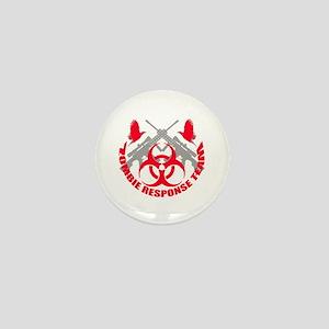 Zombie Response Team r Mini Button
