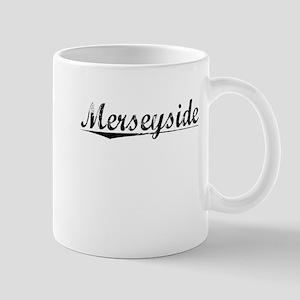Merseyside, Aged, Mug