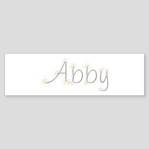 Abby Spark Bumper Sticker