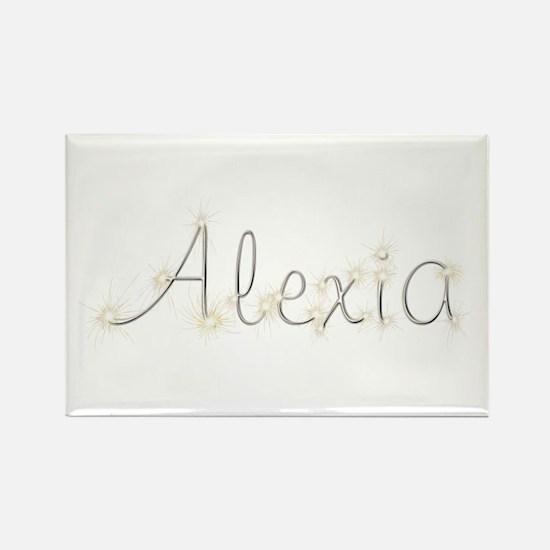 Alexia Spark Rectangle Magnet