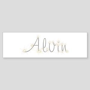 Alvin Spark Bumper Sticker