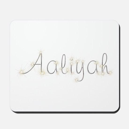 Aaliyah Spark Mousepad