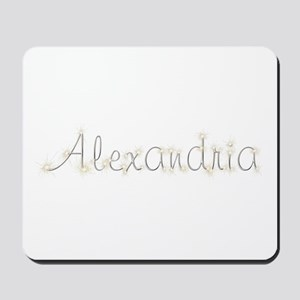 Alexandria Spark Mousepad