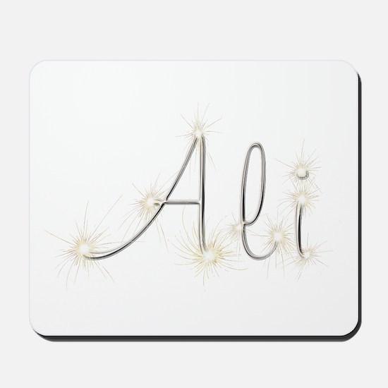 Ali Spark Mousepad