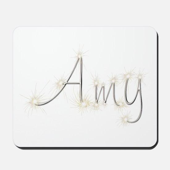 Amy Spark Mousepad