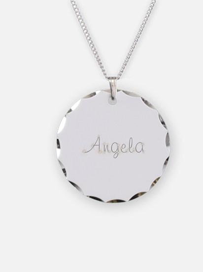 Angela Spark Necklace