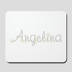 Angelina Spark Mousepad