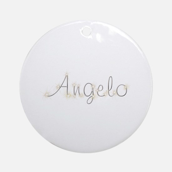 Angelo Spark Round Ornament