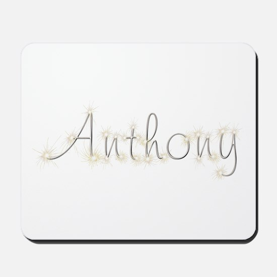 Anthony Spark Mousepad