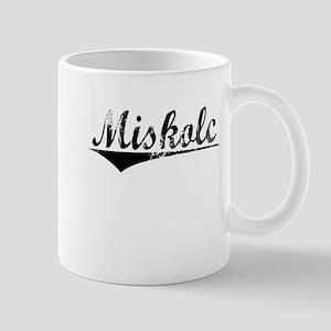 Miskolc, Aged, Mug