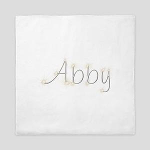 Abby Spark Queen Duvet