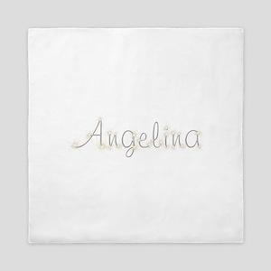 Angelina Spark Queen Duvet