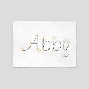 Abby Spark 5'x7' Area Rug