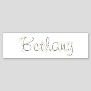 Bethany Spark Bumper Sticker