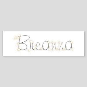 Breanna Spark Bumper Sticker