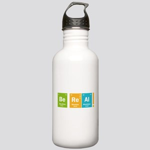 Be Real! Stainless Water Bottle 1.0L