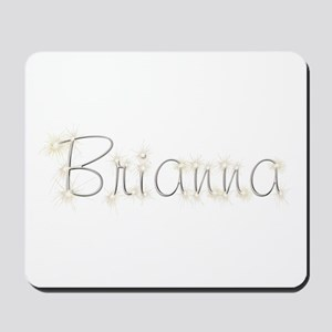 Brianna Spark Mousepad