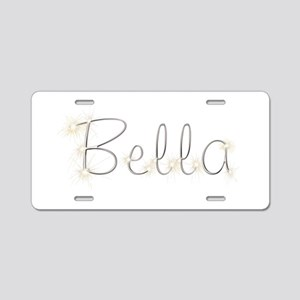 Bella Spark Aluminum License Plate