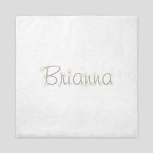 Brianna Spark Queen Duvet