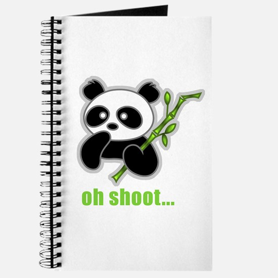 Oh Shoot! Panda Journal