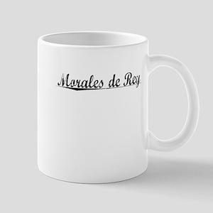 Morales de Rey, Aged, Mug