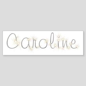Caroline Spark Bumper Sticker