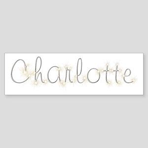 Charlotte Spark Bumper Sticker