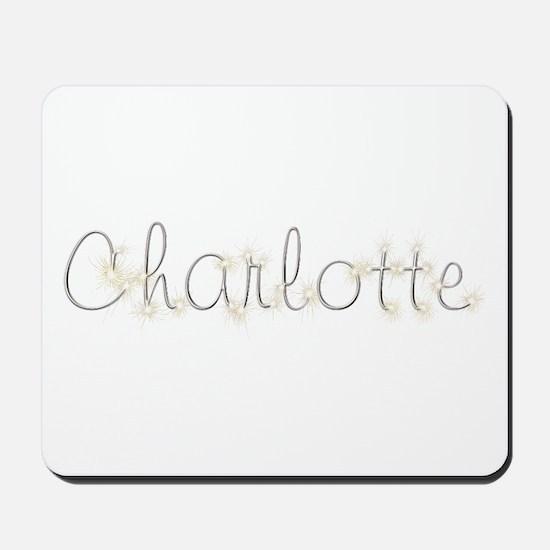 Charlotte Spark Mousepad
