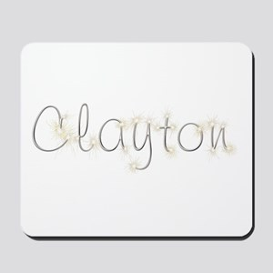 Clayton Spark Mousepad