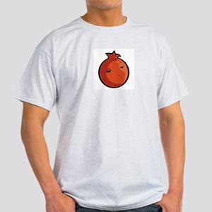 PR: Pomm 005 Ash Grey T-Shirt