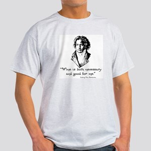Beethoven Ash Grey T-Shirt