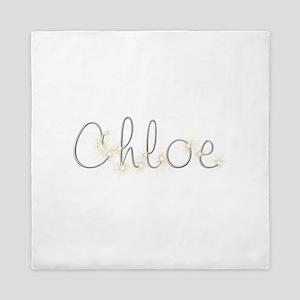 Chloe Spark Queen Duvet