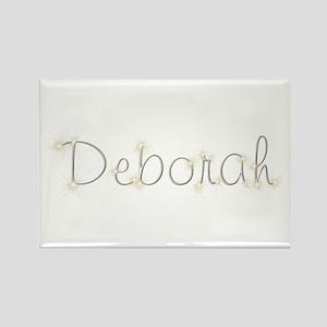 Deborah Spark Rectangle Magnet
