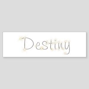 Destiny Spark Bumper Sticker