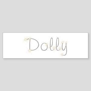 Dolly Spark Bumper Sticker